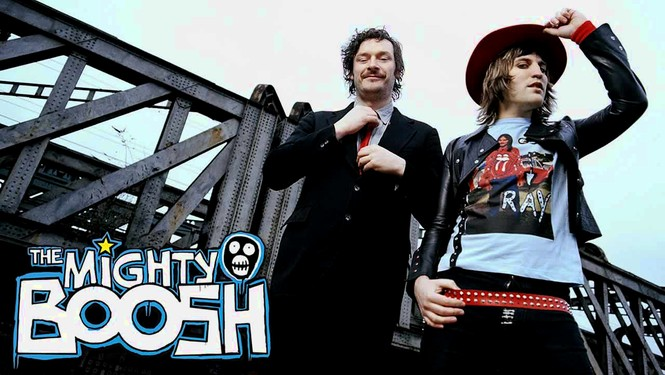 Rent The Mighty Boosh on DVD