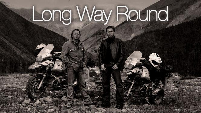 Rent Long Way Round on DVD